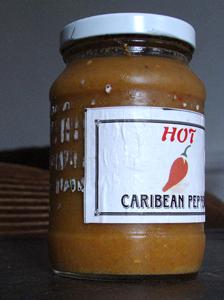 Hot Caribbean Pepper!